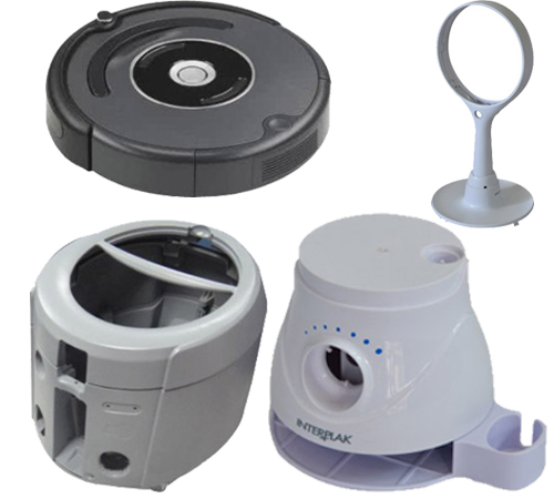Household appliances parts